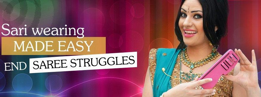 Sari Saheli to wear sari perfectly