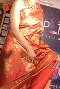 How are silk sarees manufactured?