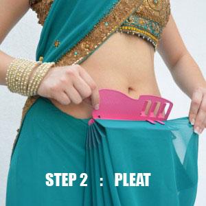 Wear Perfect Sari Tip no 2